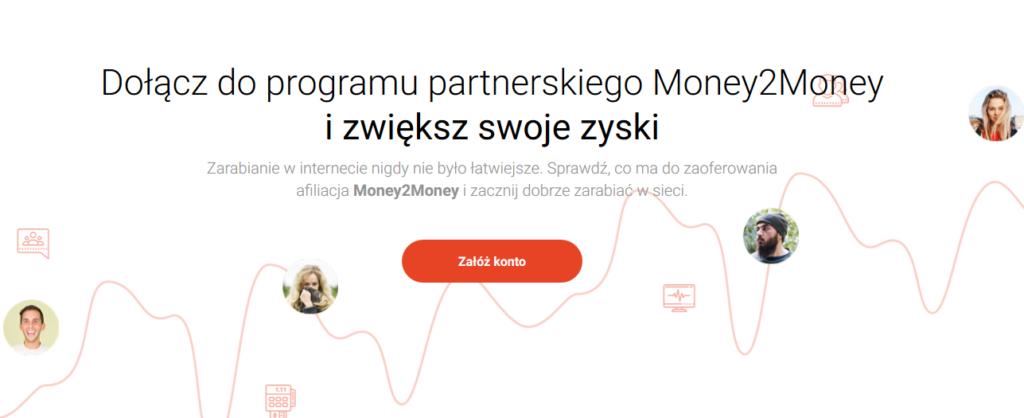 Dołącz do Money2Money i zostań Ekspertem Afiliacji!